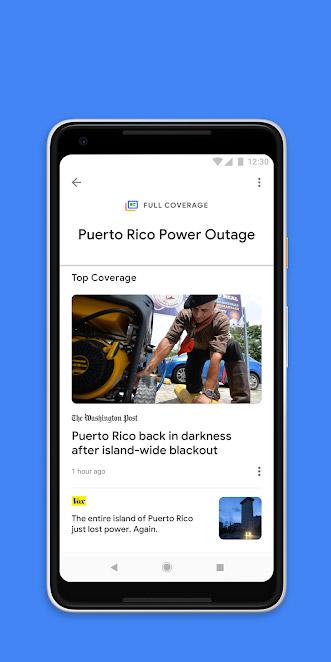 Wiadomości Google najlepsze aplikacje Android maj 2018