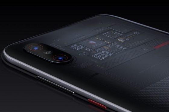 Xiaomi Mi 8 Explorer Edition przezroczysta obudowa
