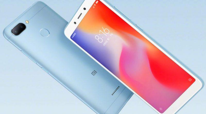 Xiaomi Redmi 6 cena premiera specyfikacja dostępność kiedy w Polsce