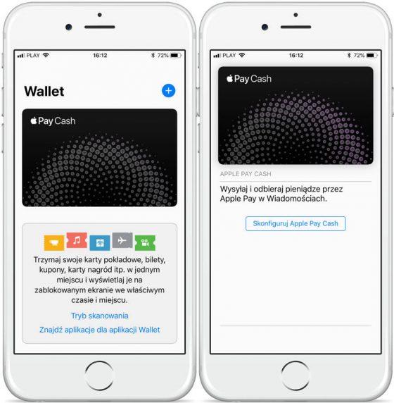 Apple Pay Cash kiedy w Polsce premiera