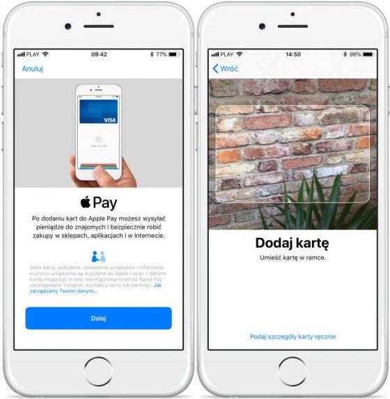 Apple Pay w Polsce jak dodać kartę jakie banki jak używać