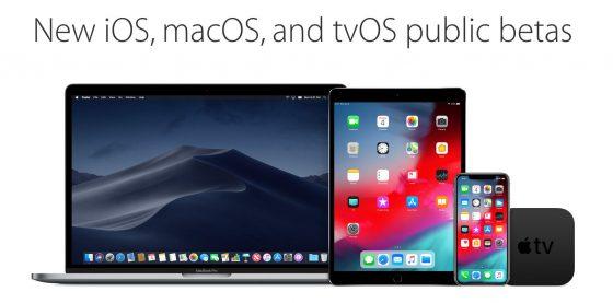 iOS 12 beta publiczna macOS Mojave Beta tvOS 12 beta gdzie pobrać Apple Beta Software Program