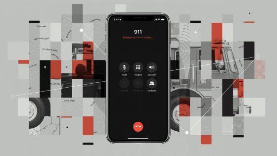 Apple iOS 12 połączenie alarmowe lokalizacja iPhone