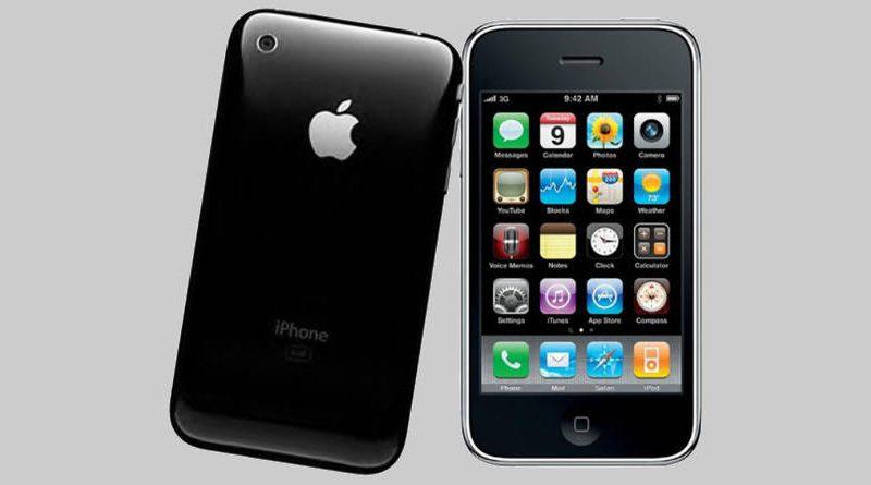 Apple iPhone 3GS cena wraca do sprzedaży