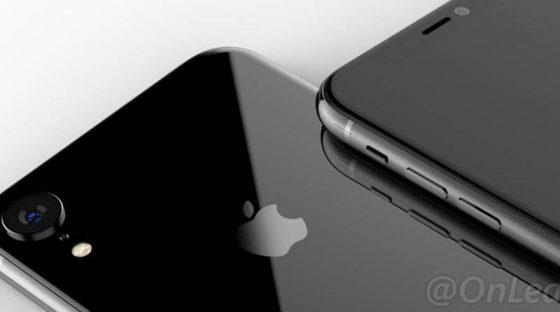 Apple iPhone 9 2018 rendery