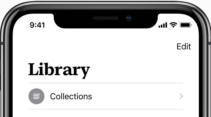 Apple Books iBooks Książki iOS 12 beta