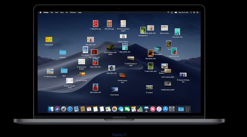 Apple macOS 10.14 Mojave beta