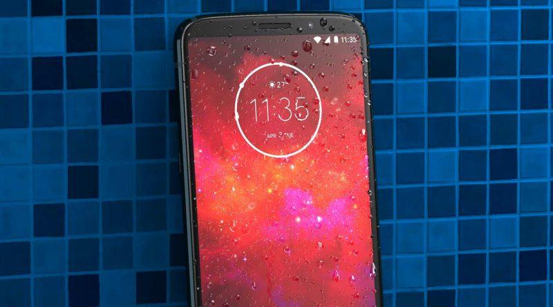 Motorola Moto Z3 Play cena specyfikacja opinie premiera