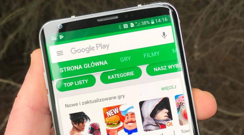 najlepsze aplikacje Android maj 2018