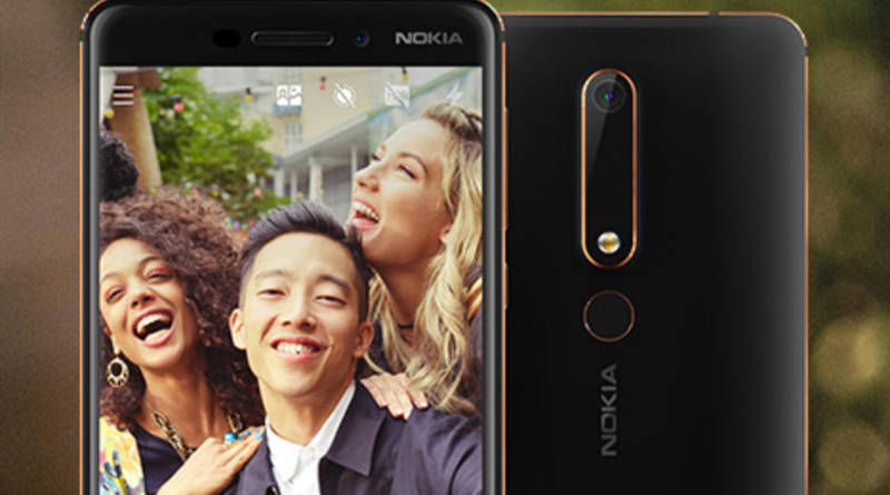 Nokia 6.1 4GB cena