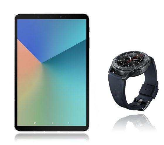 Samsung Galaxy Tab S4 Gear S4 kiedy premiera Samsung Galaxy Note 9