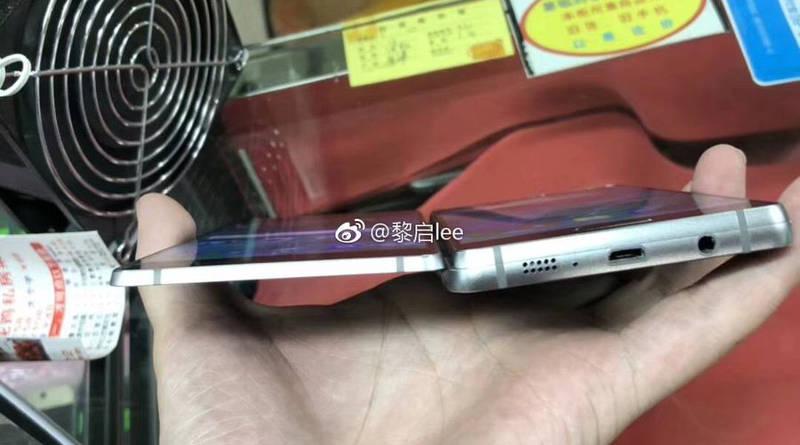 Samsung Project Valley składany smartfon zdjęcia