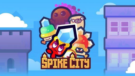 spike city najlepsze gry mobilne ios android