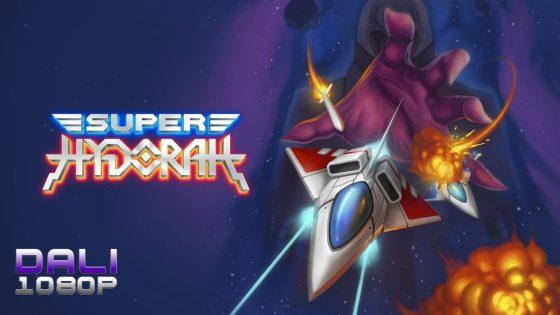 super hydorah najlepsze gry mobilne ios android