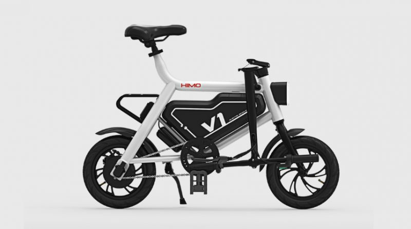 xiaomi himo bicycle