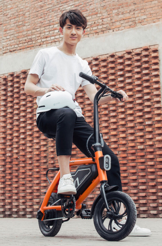 xiaomi himo bicycle cena opinie