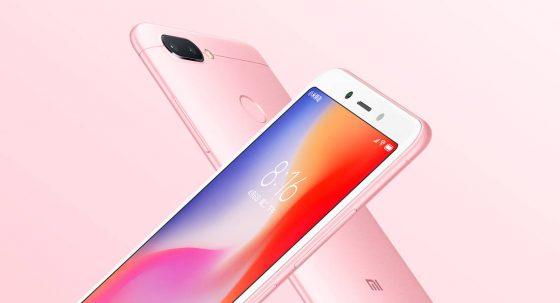 Xiaomi Redmi 6 cena gdzie kupić kiedy w Polsce czujnik podczerwieni