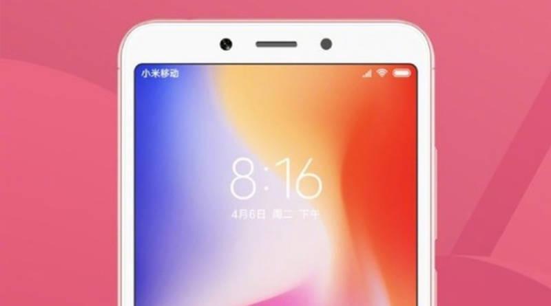 Xiaomi Redmi 6 teaser kiedy premiera