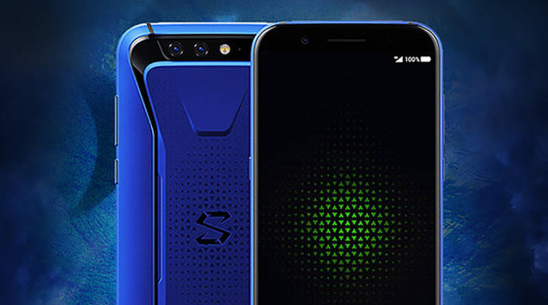 Xiaomi Black Shark price Royal Blue when in Poland technical specifications opinions where to buy the cheapest