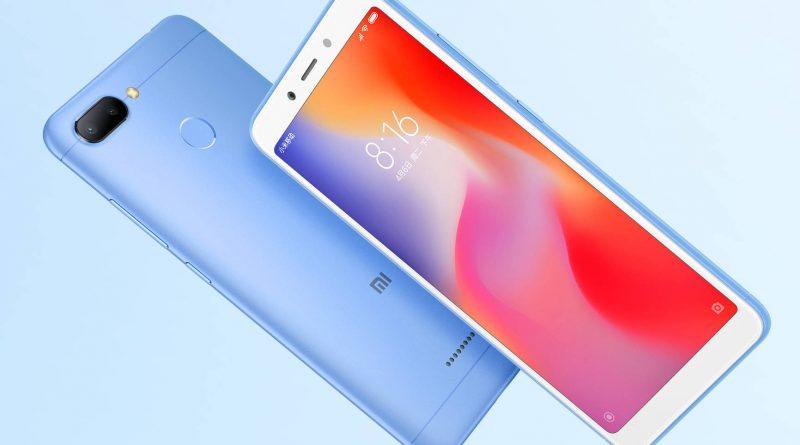 Xiaomi Redmi 6 cena gdzie kupić kiedy w Polsce