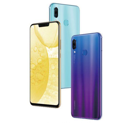 Huawei Nova 3 cena specyfikacja techniczna premiera