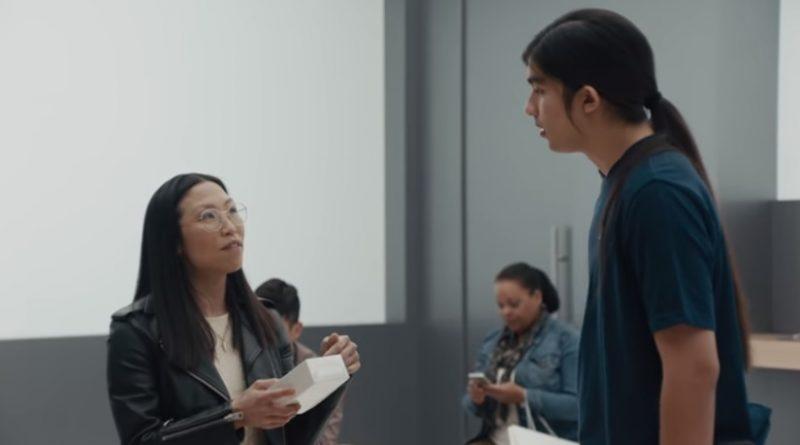 Samsung Galaxy S9 iPhone X Apple