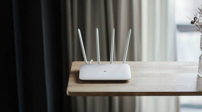 Xiaomi Mi Router 4C cena opinie