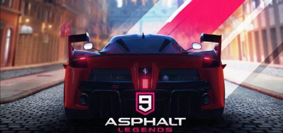 asphalt 9 legends najlepsze gry mobilne lipiec 2018 ios android