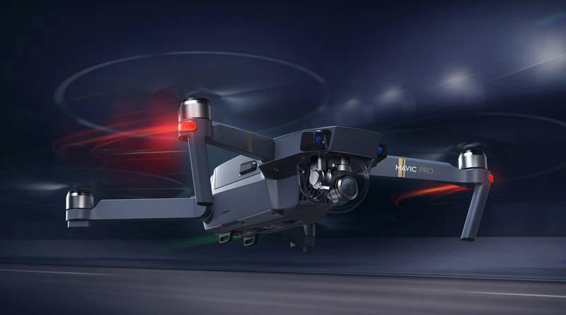 DJI Mavic 2 kiedy premiera dron