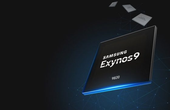Samsung Galaxy S10 Exynos 9820 Mali G76 MP18