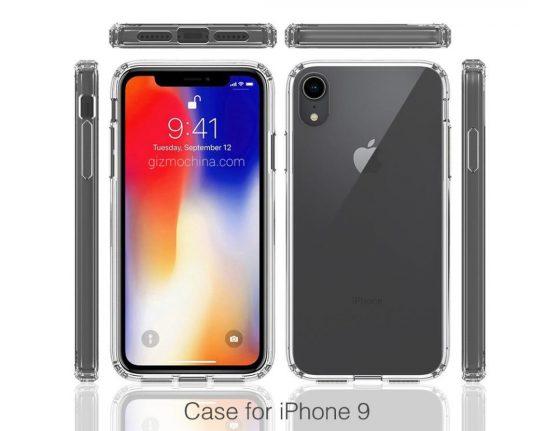 Apple iPhone 2018 rendery kiedy premiera specyfikacja techniczna cena