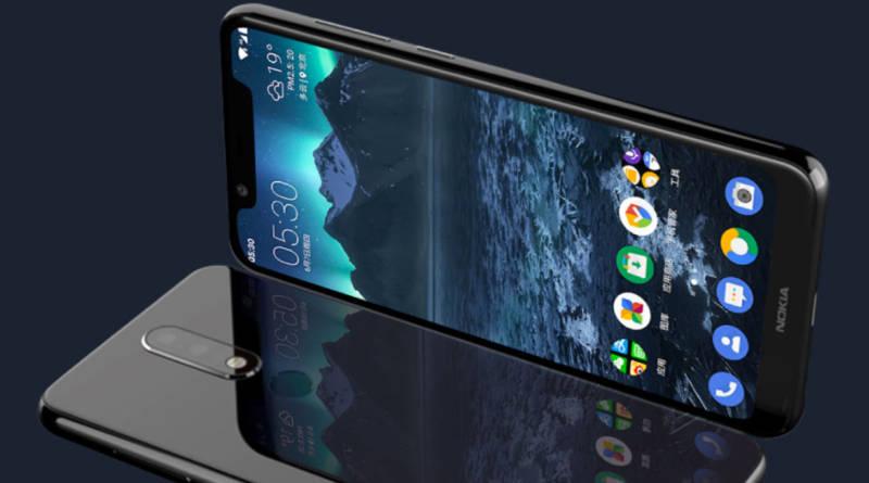 Nokia X5 cena opinie specyfikacja techniczna premiera dual SIM HMD Global Nokia 5.1 Plus