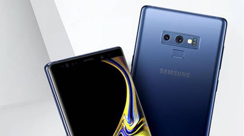 Samsung Galaxy Note 9 cena oficjalny render Evleaks kiedy premiera specyfikacja techniczna głośnik inteligentny z Bixby 2.0