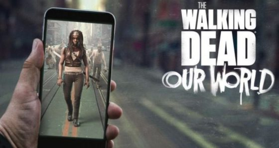 the walking dead our world najlepsze gry mobilne lipiec 2018 ios android