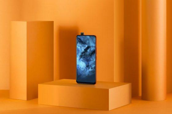 Vivo Nex Ruby Red cena smartfon specyfikacja techniczna gdzie kupić