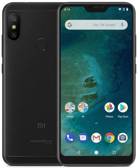Xiaomi Mi A2 Lite cena specyfikacja techniczna kiedy premiera Redmi 6 Pro