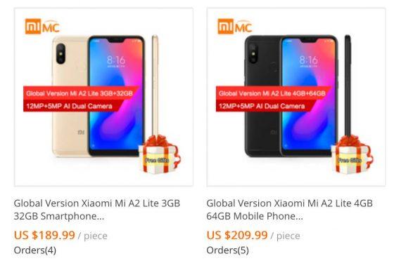 Xiaomi Mi A2 Lite cena specyfikacja techniczna kiedy premiera gdzie kupić