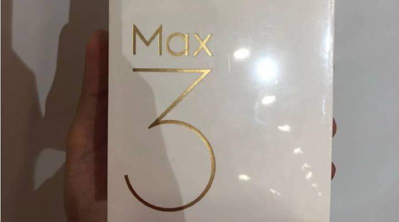 Xiaomi Mi Max 3 cena pudełko specyfikacja techniczna kiedy premiera