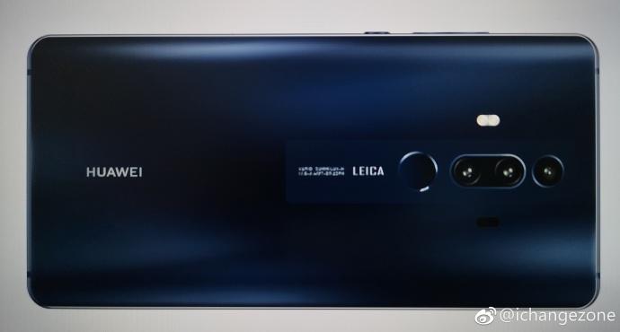 Huawei Mate 20 Pro rendery cena specyfikacja techniczna kiedy premiera gdzie kupić w Polsce