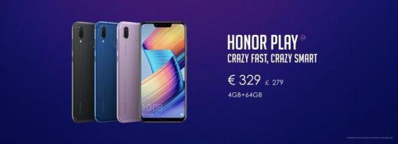 Huawei Honor Play cena kiedy premiera Kirin 980 specyfikacja techniczna gdzie kupić w Polsce
