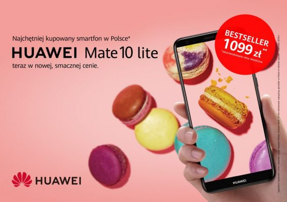 Huawei Mate 10 Lite price technical specification where to buy the cheapest in Poland