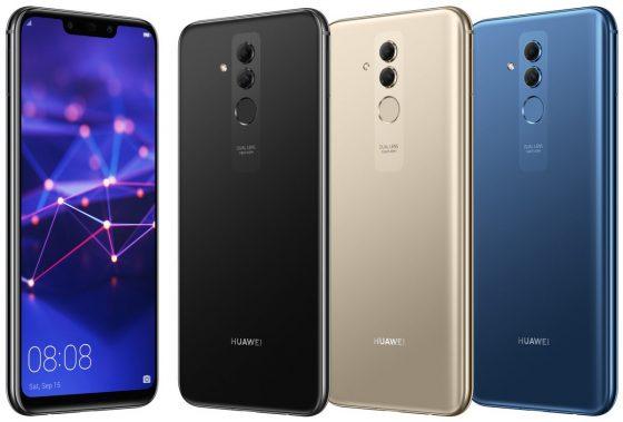 Huawei Mate 20 Lite Maimang 7 smartfony Android dual SIM kiedy premiera specyfikacja techniczna opinie gdzie kupić w Polsce