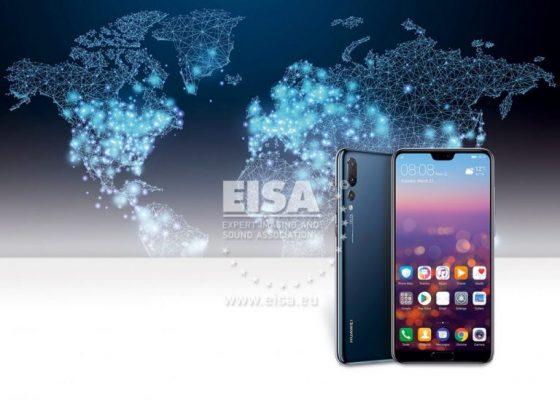 Huawei P20 Pro eisa nagrody