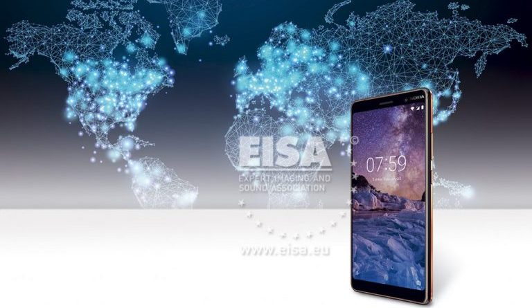 Nokia 7 plus eisa nagrody