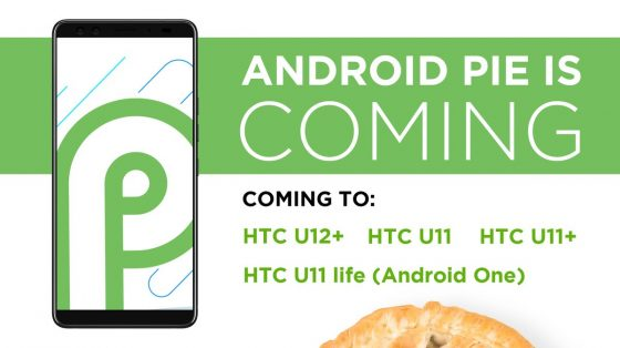 HTC u12 Plus U11 upgrade to Android 9 Pie what smartphones when
