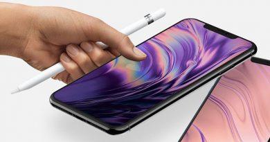 iPhone X Plus Apple Pencil iPhone 2018