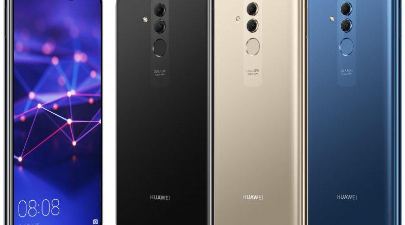 Huawei Mate 20 Lite cena rendery specyfikacja techniczna kiedy premiera gdzie kupić w Polsce