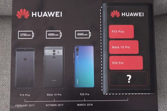 Huawei Mate 20 Pro price battery when the premiere in Poland technical specification