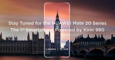 Huawei Mate 20 Pro, Mate 20 i Mate 20X. Gdzie oglądać konferencję w Londynie?