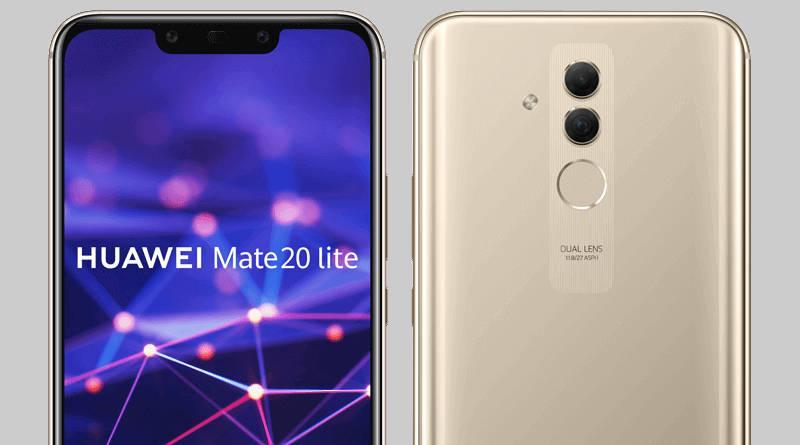 Huawei Mate 20 Lite cena opinie kiedy premiera w Polsce specyfikacja techniczna
